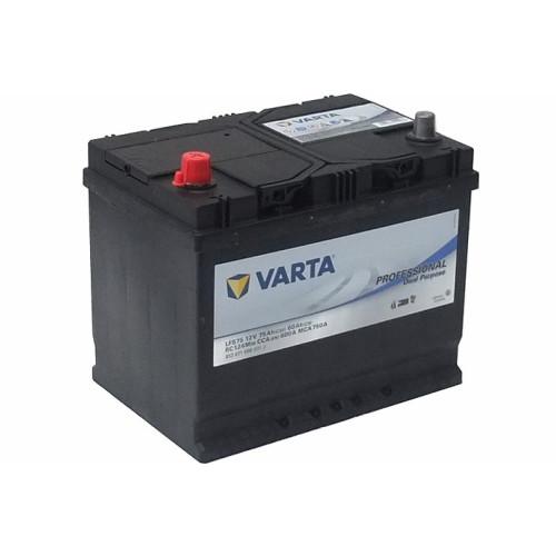 VARTA LFS75 - 12V 75Ah (Professional Dual Purpose)