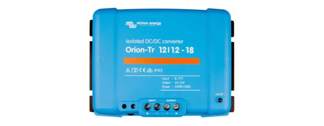 VICTRON ORION-TR CONVERTER 12V/12V/18A